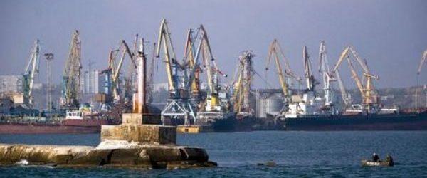 Бердянский морской порт работает в штатном режиме