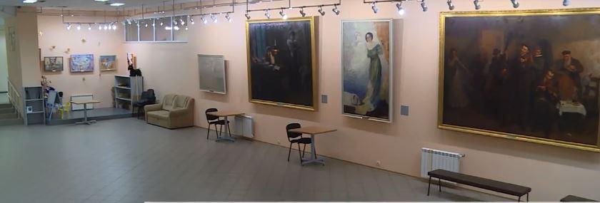 Бердянський художній музей імені Ісаака Бродського відзначає вісімдесят восьму річницю з дня заснування