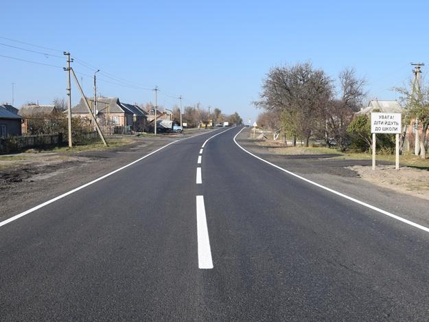 Было - стало: в Укравтодоре показали, как выглядят дороги в Запорожской области, отремонтированные в этом году