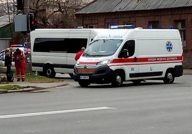 В Александровском районе произошло ДТП с пострадавшими: столкнулись атобус и легковушка