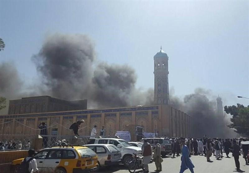 В Афганистане смертник устроил взрыв у мечети: не менее 26 погибших
