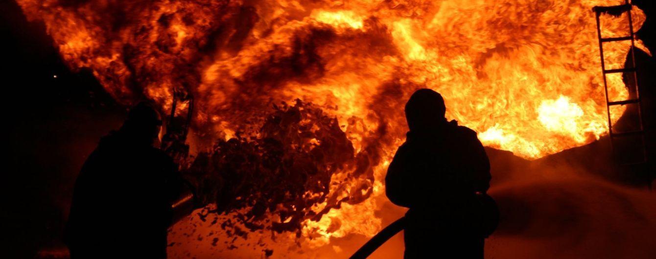 В Вольнянском районе в огне пожара погиб 18 летний парень