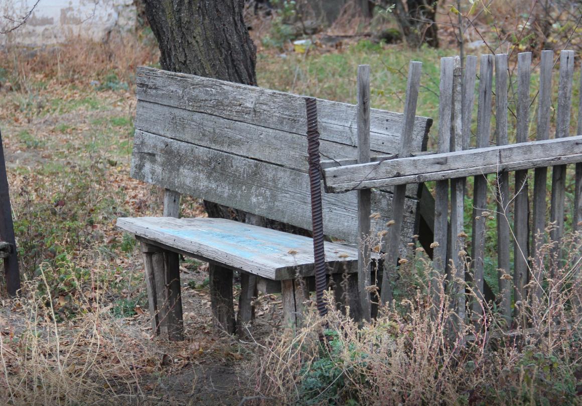 В Запорожской области в одном из сел умер последний и единственный житель