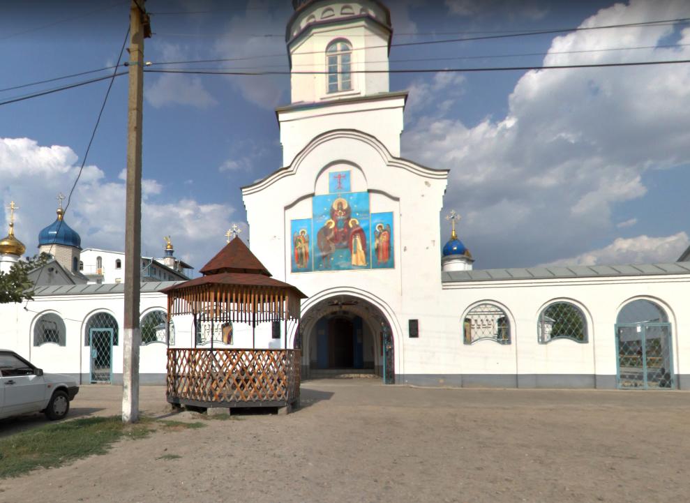 В Запорожской области возле монастыря обнаружили труп