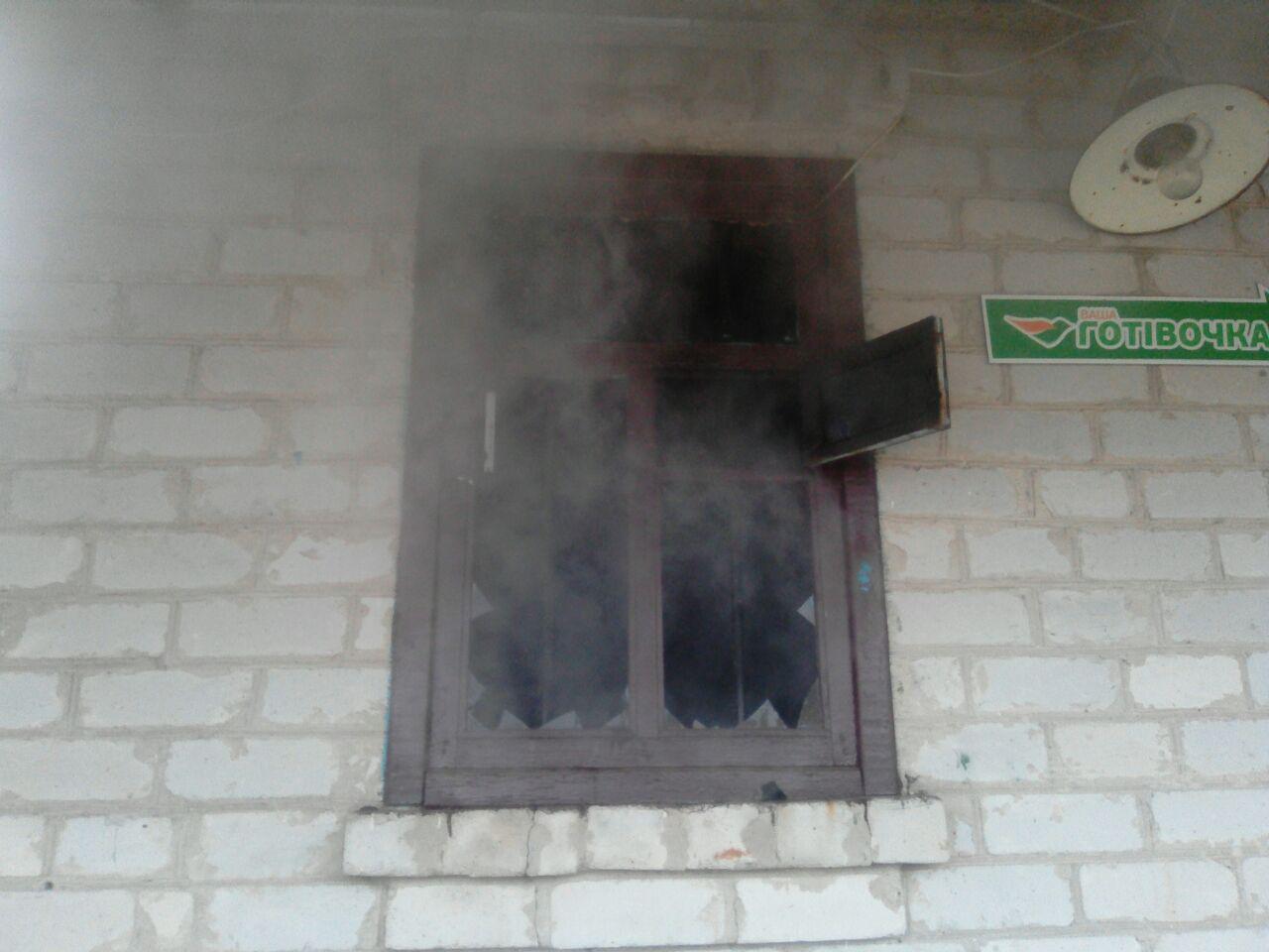 В Запорожской области горел дачный домик – Индустриалка
