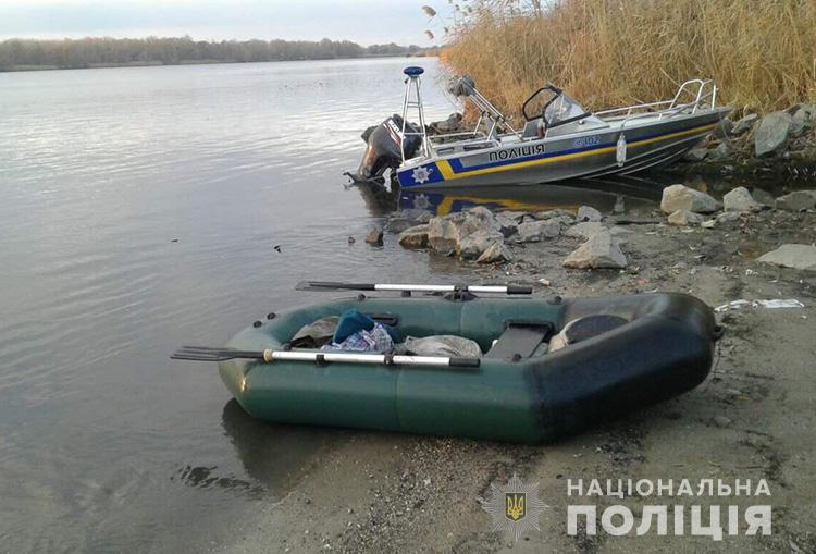 В Запорожской области задержали браконьеров с уловом на 11 тысяч