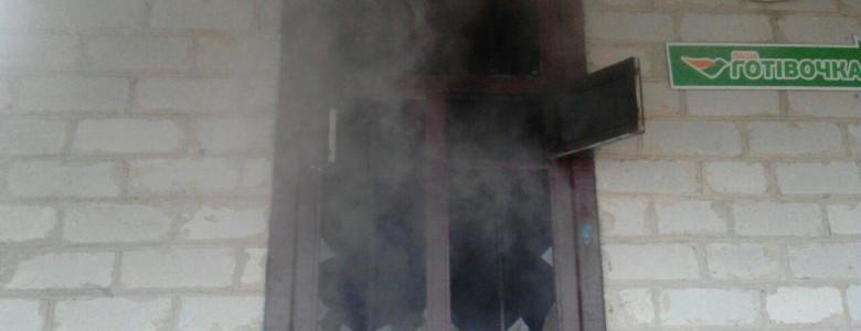 В Запорожской области из-за печки сгорела дача, - ФОТО