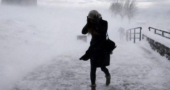 В Запорожской области передали новое штормовое предупреждение – Индустриалка