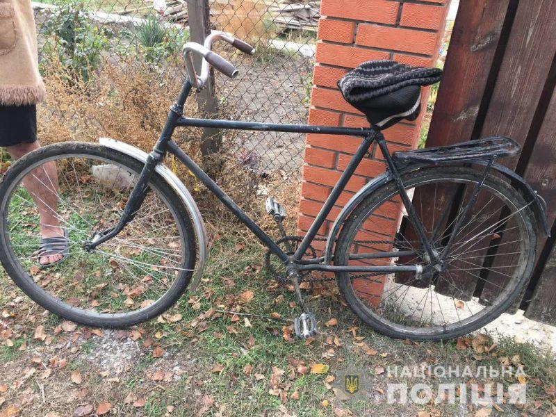 украденный велосипед быстро нашел участковый