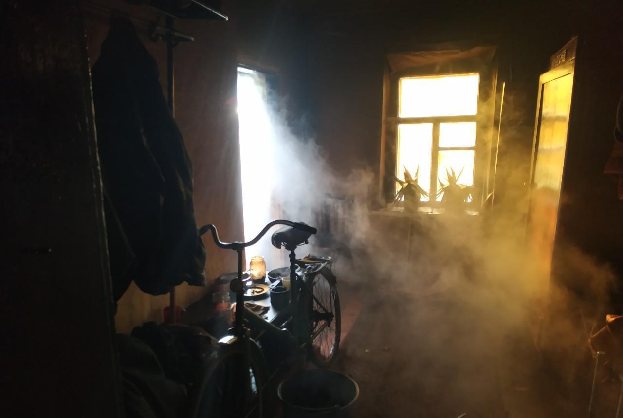 В Запорожской области при пожаре погибли люди