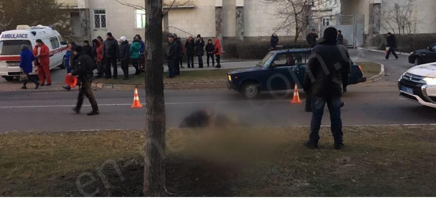 В Запорожской области разыскивают мужчину, который задержал водителя-убийцу