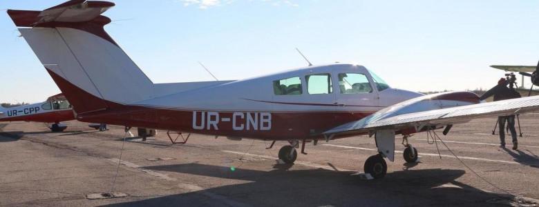 В Запорожской области с самолетов распылили вакцину против бешенства, - ФОТО
