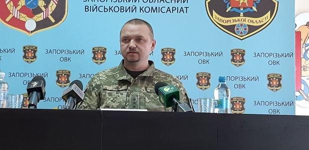 В запорожском военкомате назвали «фейком» сообщения об изъятии авто на еврономерах