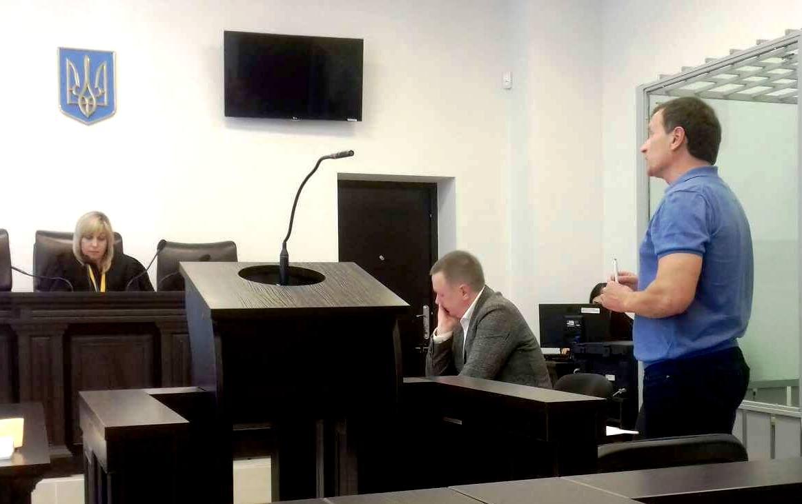 В Запорожском СИЗО не подтвердили информацию о голодовке экс-начальника департамента ЖКХ Безлепкина