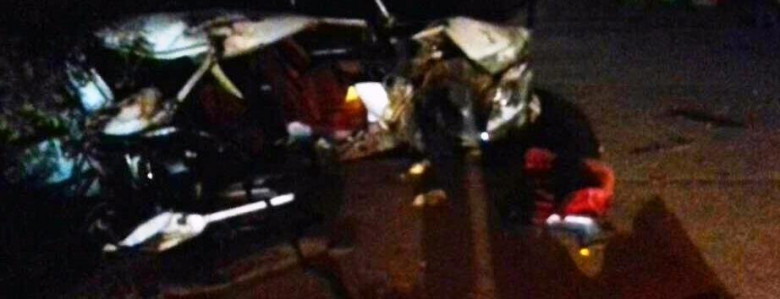 В Запорожье в ДТП погиб 22-летний парень, - ФОТО