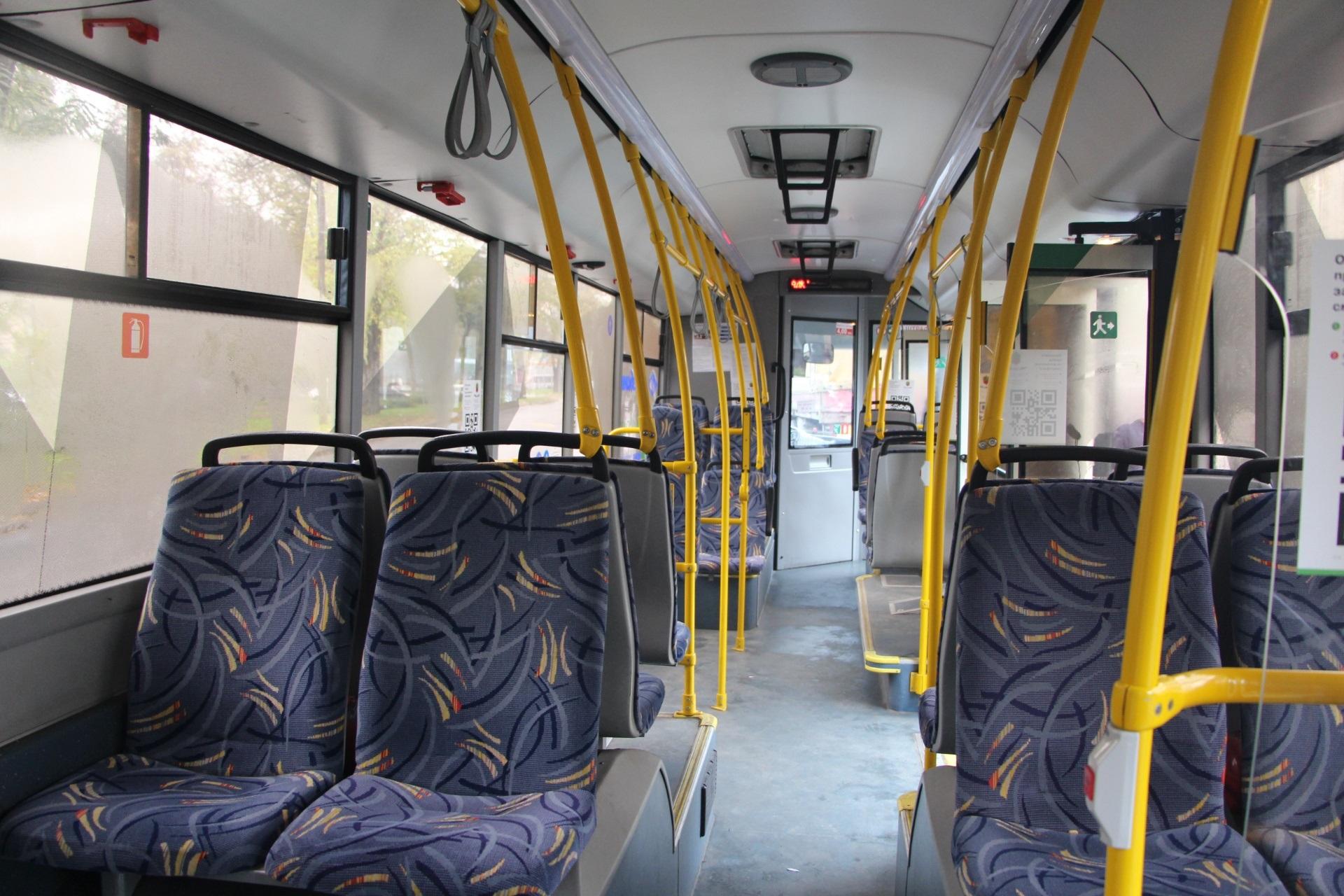 В Запорожье внезапно умер водитель автобуса – Индустриалка