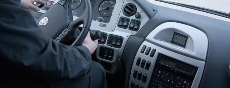 В Запорожье водитель одного из АТП умер за рулем служебного автобуса