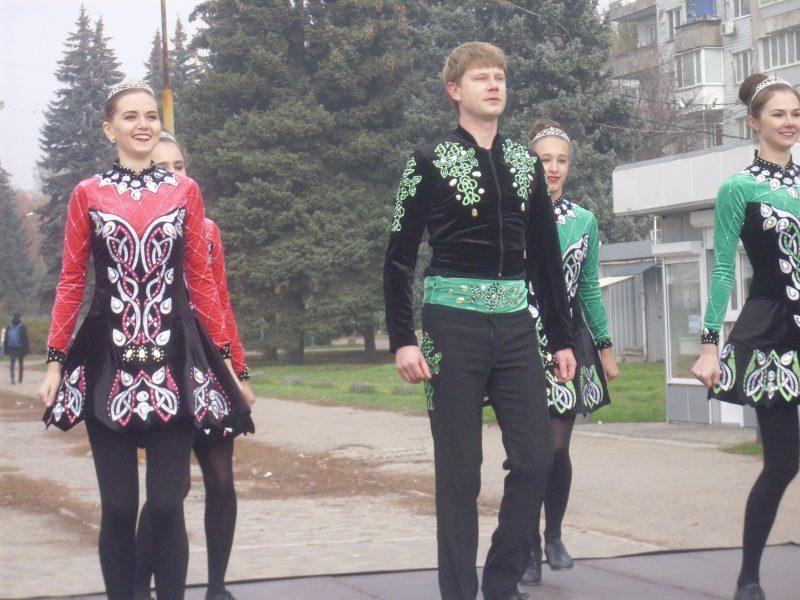 ирландские и американских танцы