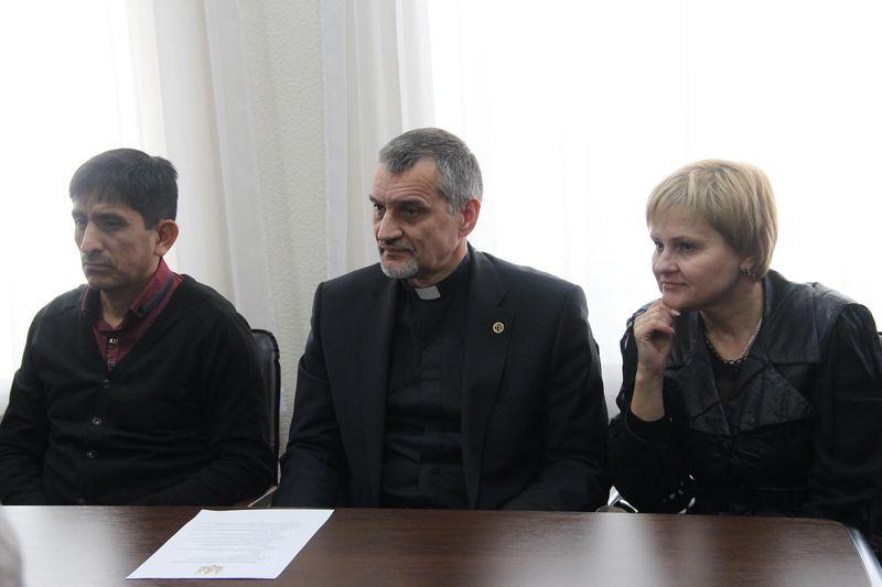 Андрей и Татьяна Ярмохины