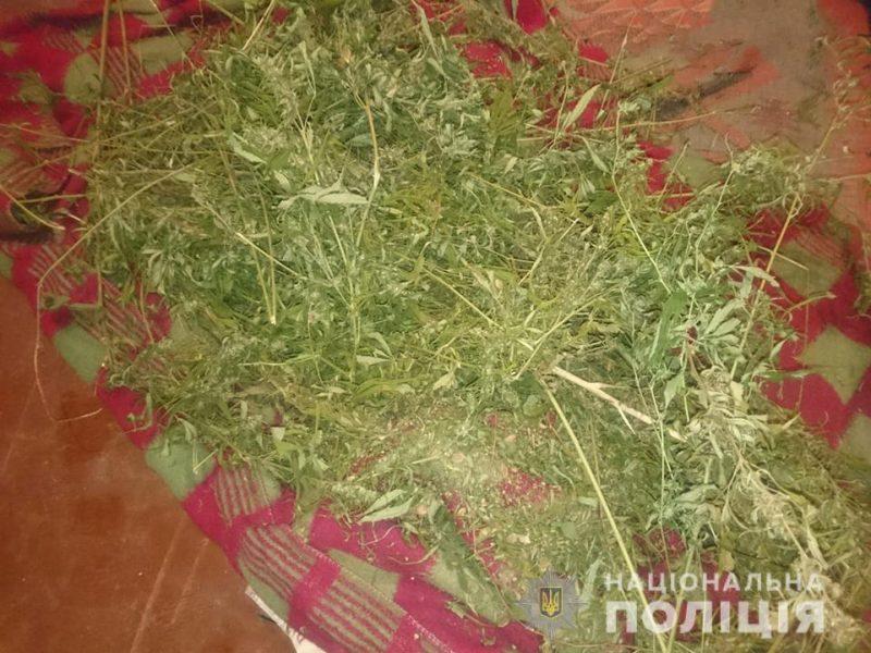наркотики на сумму более 100 тысяч гривен