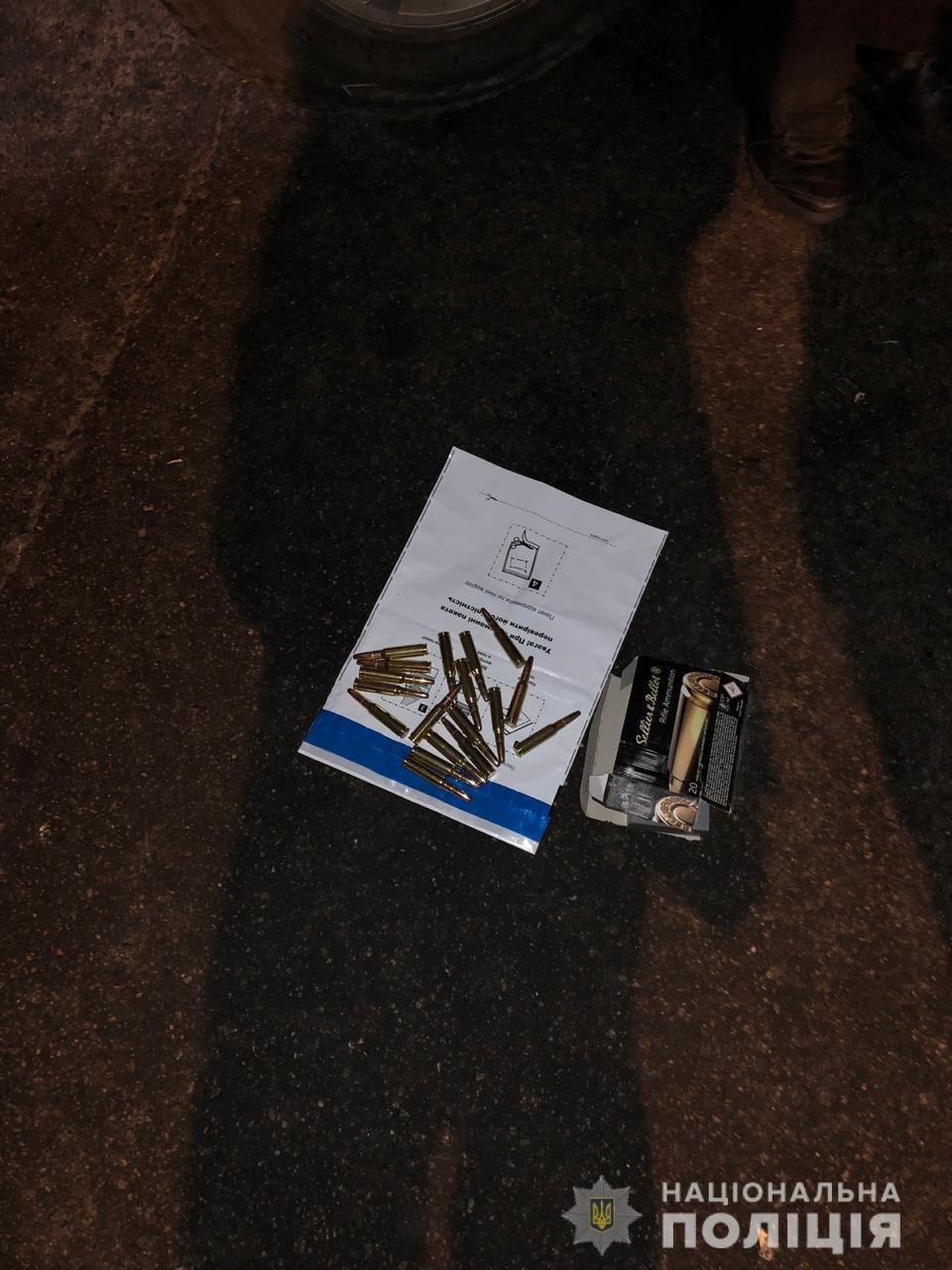 В Запорожье мужчина устроил стрельбу и пытался скрыться на авто: подробности вчерашней перестрелки, – ФОТО