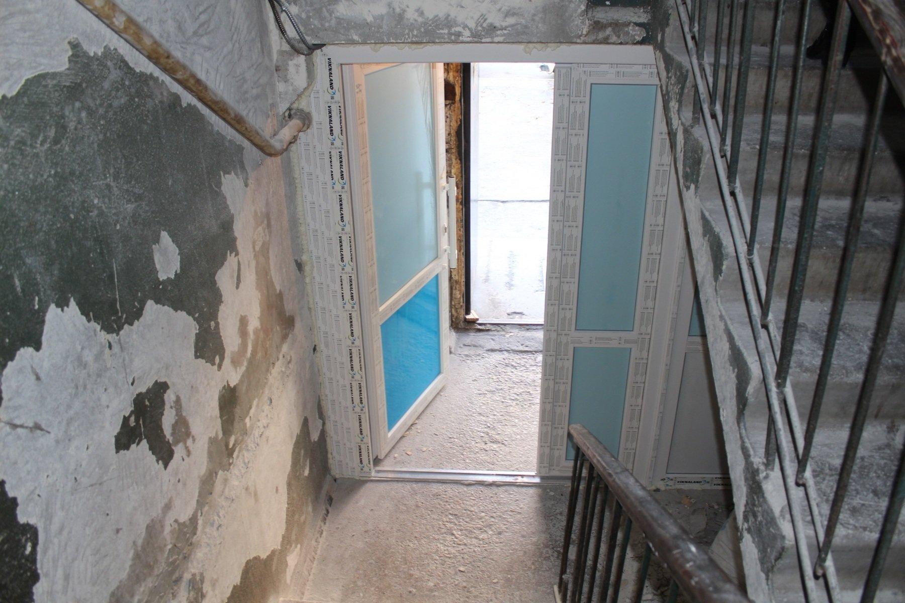 В Запорожье на Кичкасе капитально отремонтируют три многоэтажки, – ФОТО
