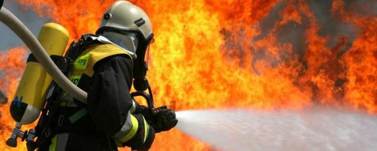 В Запорожье на пожаре погиб человек – Индустриалка