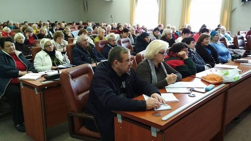 семинар для руководителей ОСМД