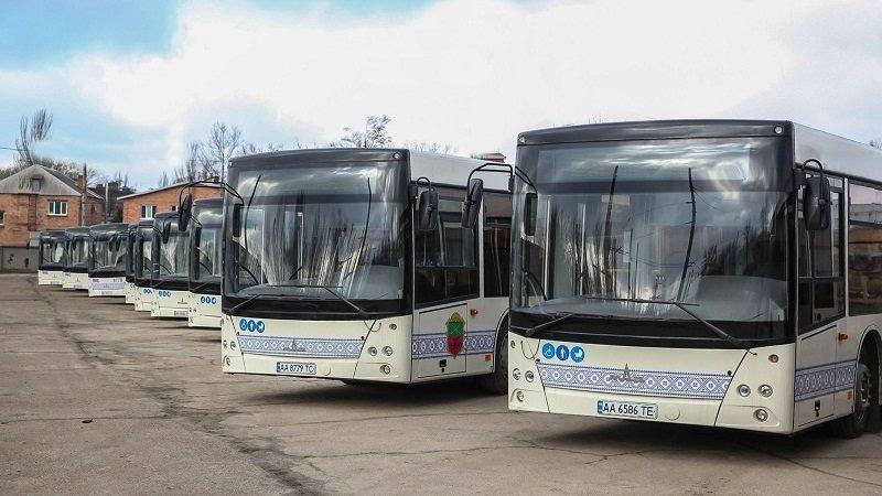 В Запорожье новым маршрутом хотят соединить Кичкас и Пески