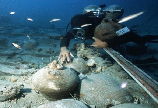 В Запорожье откроют единственную в стране школу подводной археологии