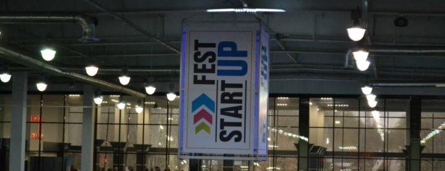 В Запорожье открылся фестиваль стартапов