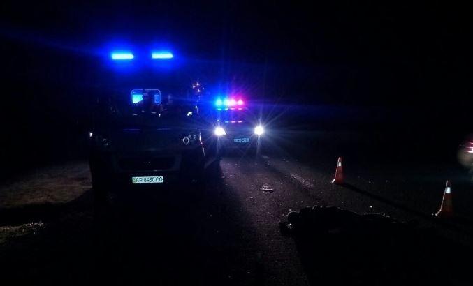 В Запорожье пешеход погиб под колесами маршрутки