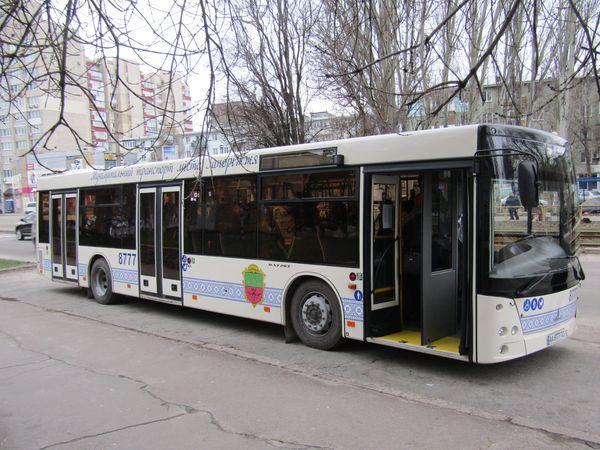 автобус большой