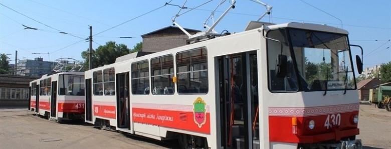 В Запорожье почти на неделю остановят движение трамваев №14