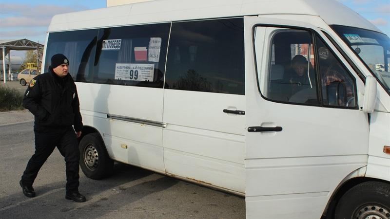 В Запорожье прошла первая проверка маршруток: какие нарушения были выявлены