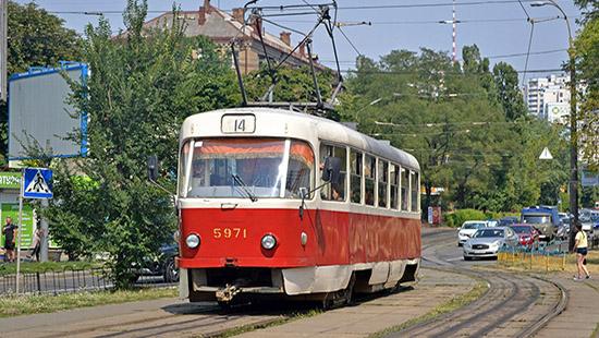 В Запорожье пять дней не будет работать популярный трамвайный маршрут