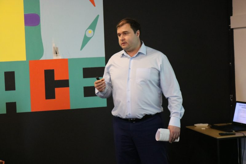 Главный врач онкодиспансера Михаил Есаянц