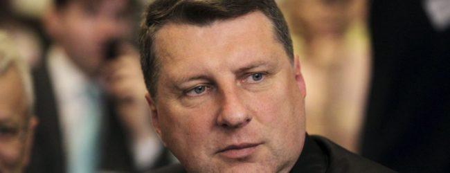В Запорожье с неофициальным визитом побывал Президент Латвии