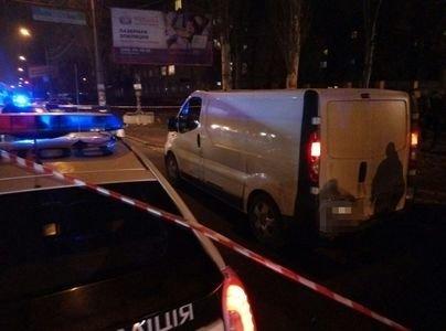 В Запорожье стреляли - один человек получил ранение