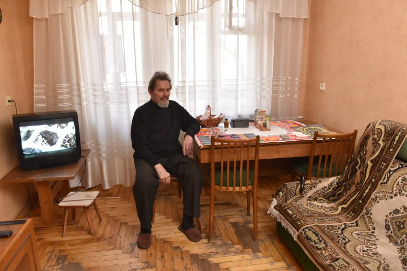 Николай Федорович Ревенок
