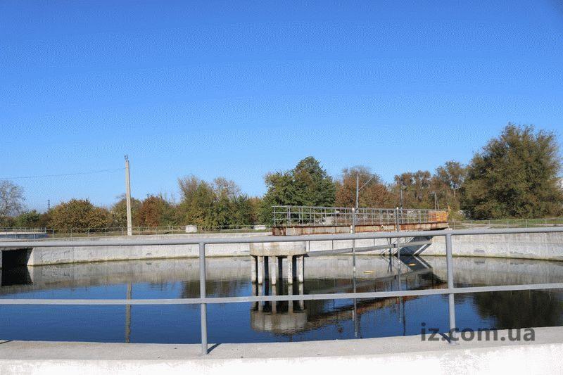 В Запорожье улучшают качество очистки сточных вод