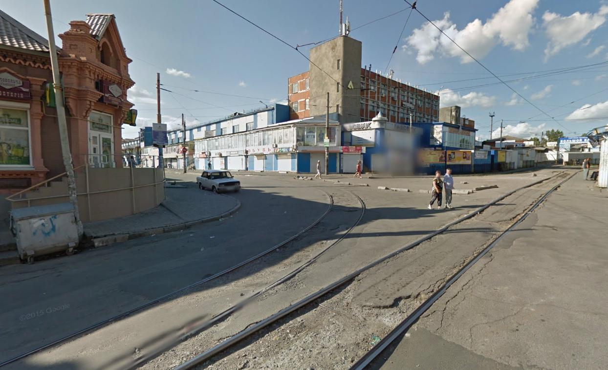 В Запорожье хотят привести в порядок стихийную торговлю вокруг Центрального рынка