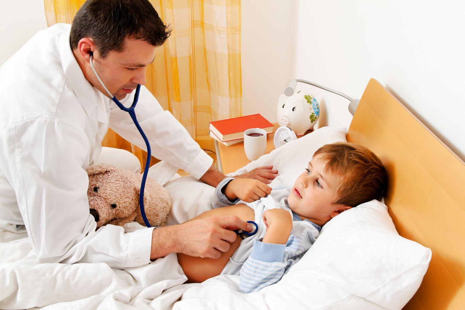 В Мелитополе дети из одного детского садика попали в больницу с гастроэнтеритом
