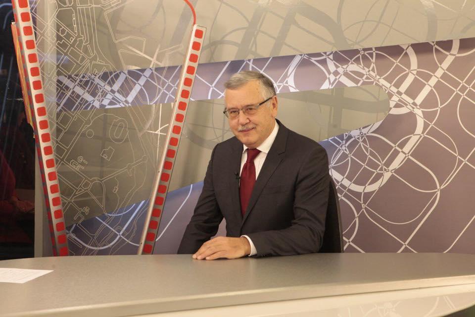 В Одессе напали на лидера «Гражданской позиции» Гриценко и его сопартийцев (Видео, фото)
