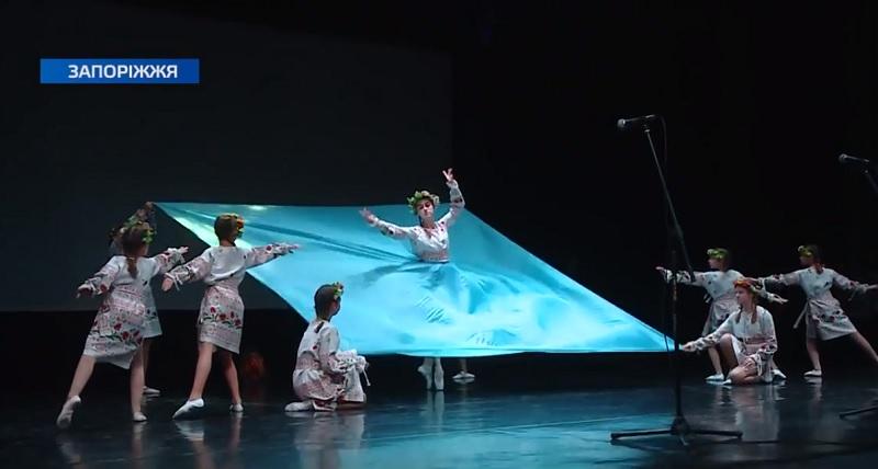 В палаці культури «Орбіта» пройшов один з етапів конкурсу «Перлина Запоріжжя»