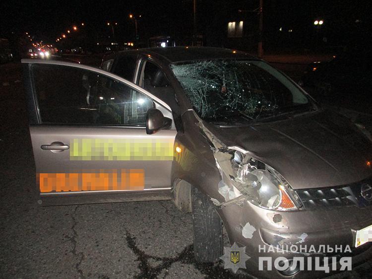 В полиции прокомментировали смертельное ДТП в центре Запорожья