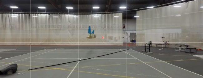 """В сети показали видео с испытаний первого """"ионного"""" самолета"""