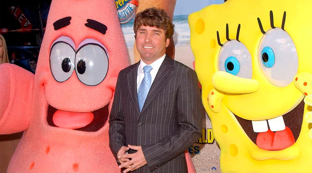 В США умер аниматор, который придумал Губку Боба