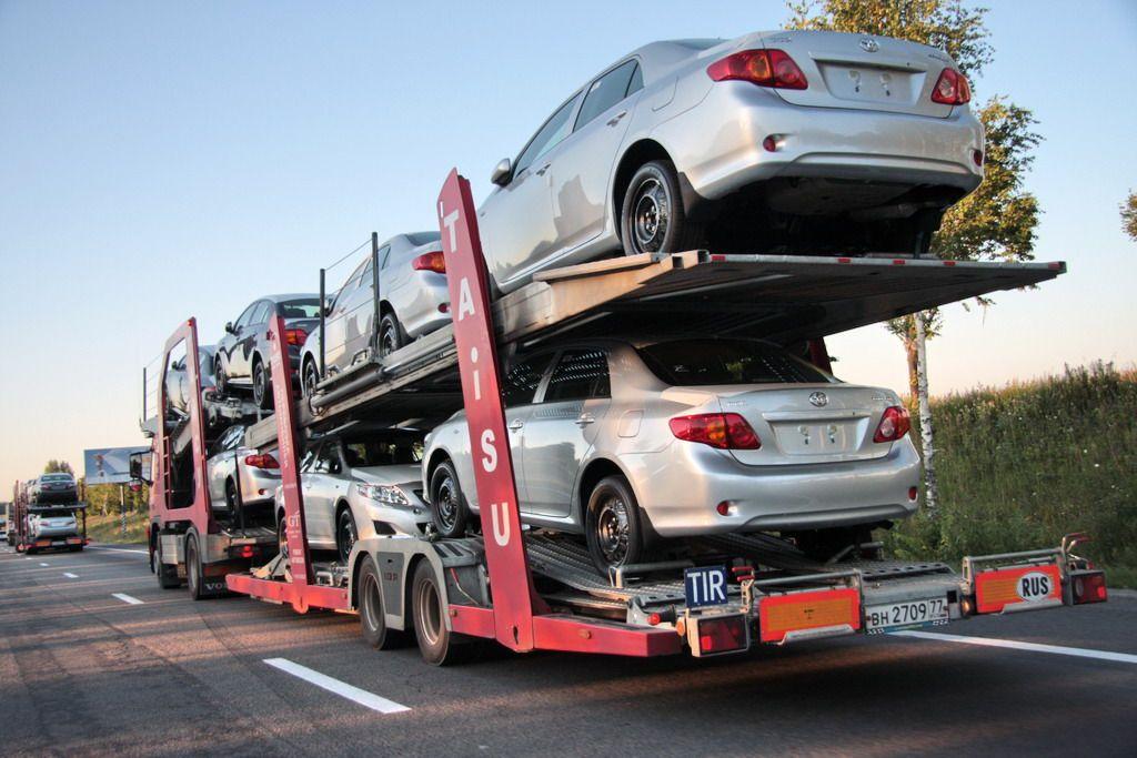 В Украине усилят контроль за перемещением автомобилей на иностранной регистрации