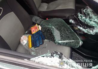 В Шевченковском районе на «горячем» задержали автомобильного вора